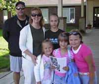 Friends of Russian Orphans FORO Orphans visit the United States